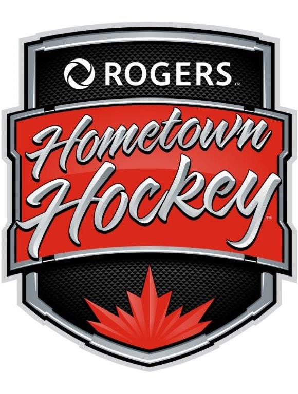 Official Stop on the Rogers Hometown Hockey 2017-18 Tour - CMRC