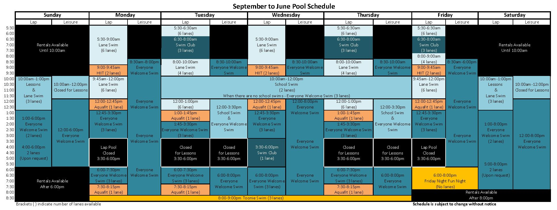 September-June Pool Schedule__FINAL