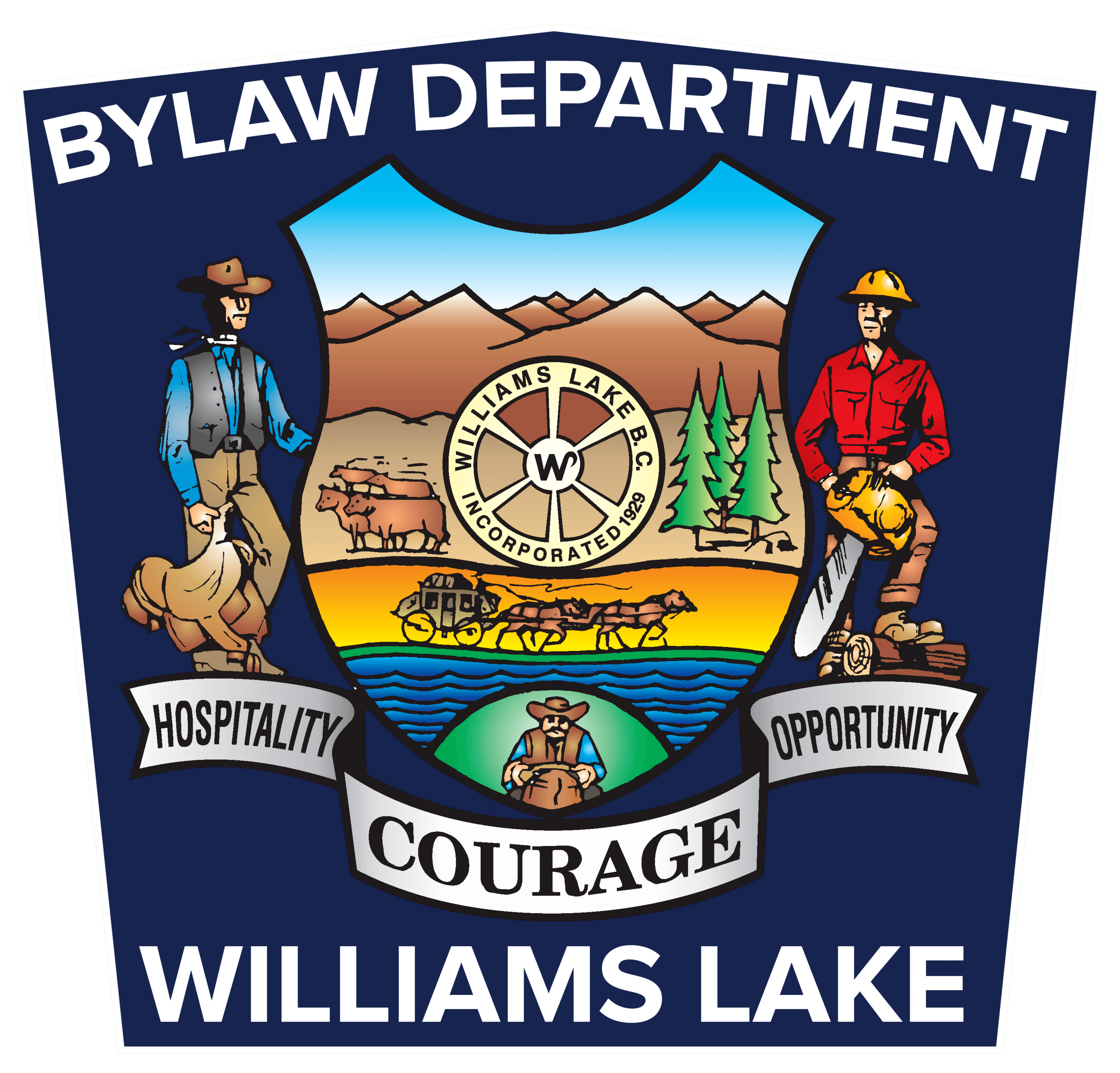 Bylaw Crest