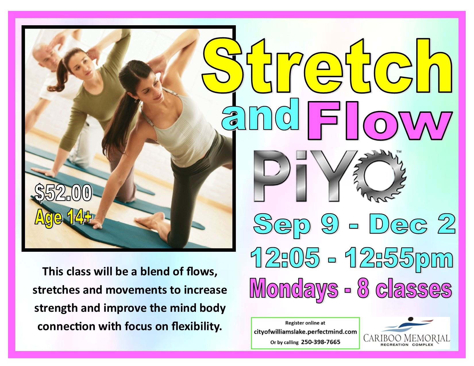 Stretch and Flow Piyo Sep 9