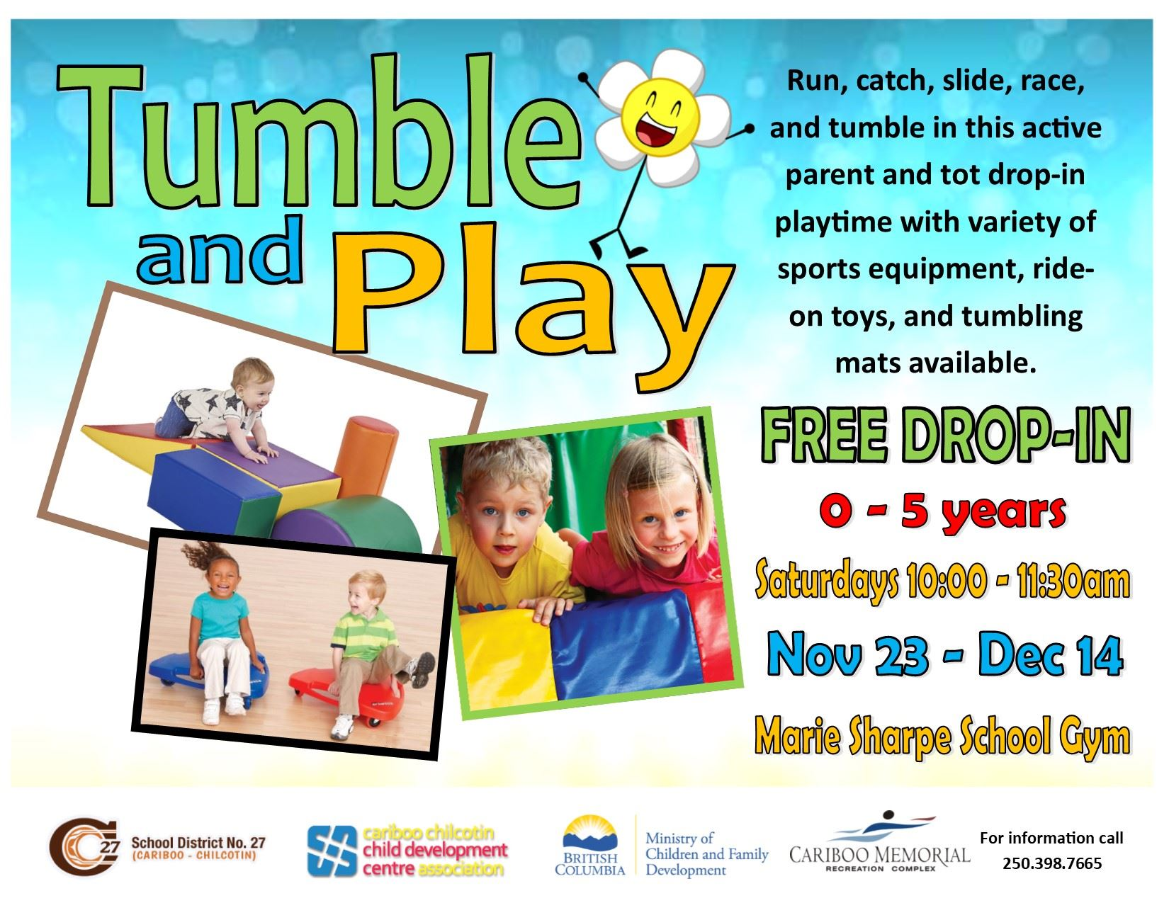 Tumble Play Nov 23