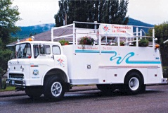 Communities in Bloom Water Truck