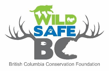 Joint media release - CRD City of Williams Lake and WildSafeBC - Bin tagging - June 17 2020